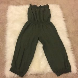 Arden B strapless jumper